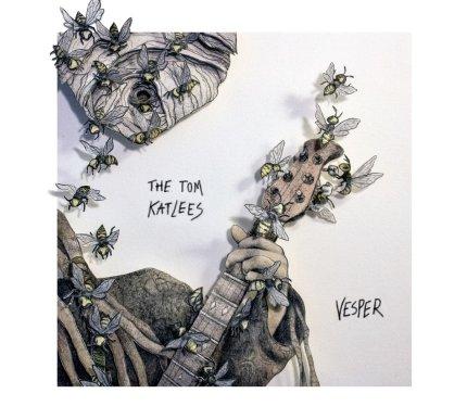 Tom Katlees Vesper Album Art