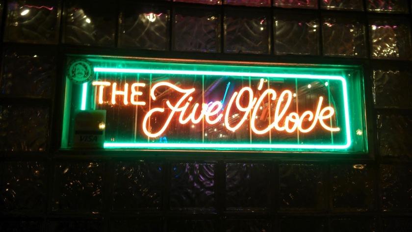 Five Oclock Lounge